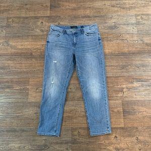 """Lucky Brand """"Sienna Slim Boyfriend"""" Jeans Size 10!"""